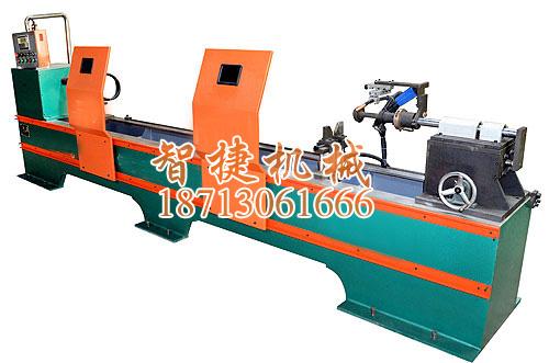 托辊双头自动焊接机床厂家